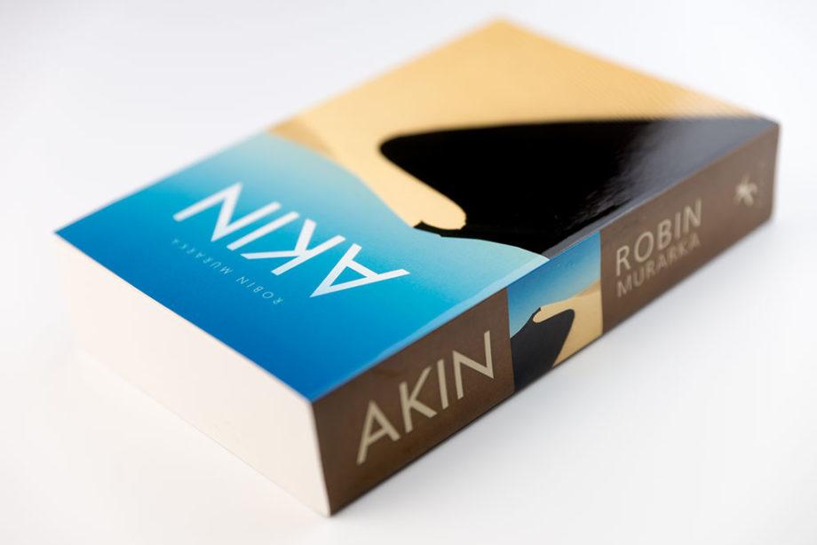 AKIN by Robin Murarka - Cover