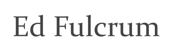 Ed Fulcrum - Short Story by Robin Murarka