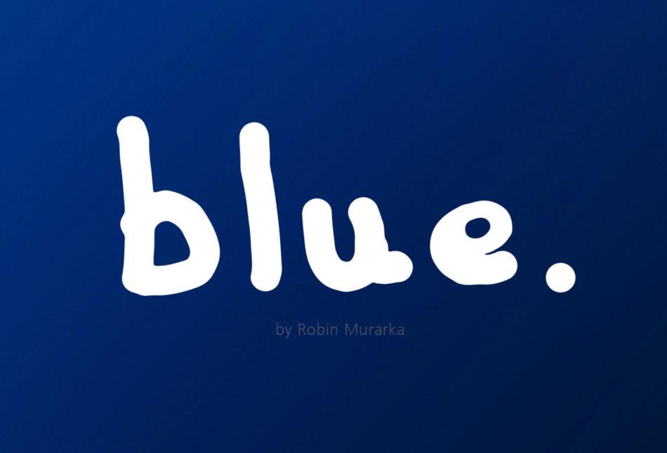 Blue (album) - Robin Murarka